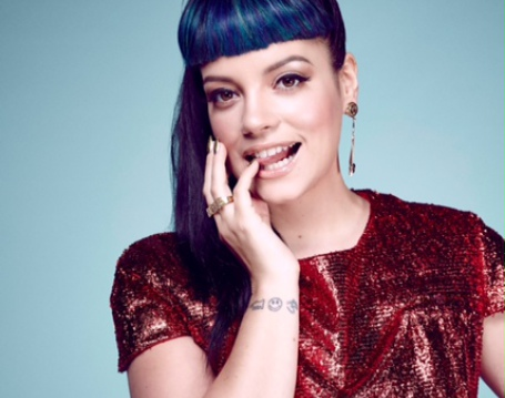Lily allen   edinburgh's hogmanay 2015 concert in the gardens listing