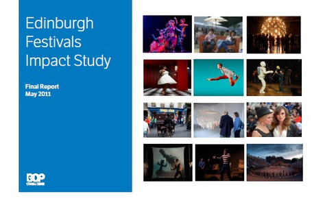 Edinburgh festivals boost Scotland's economy by £261m ...