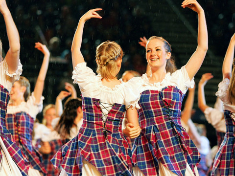 Highland dancers cap gallery thumbnail