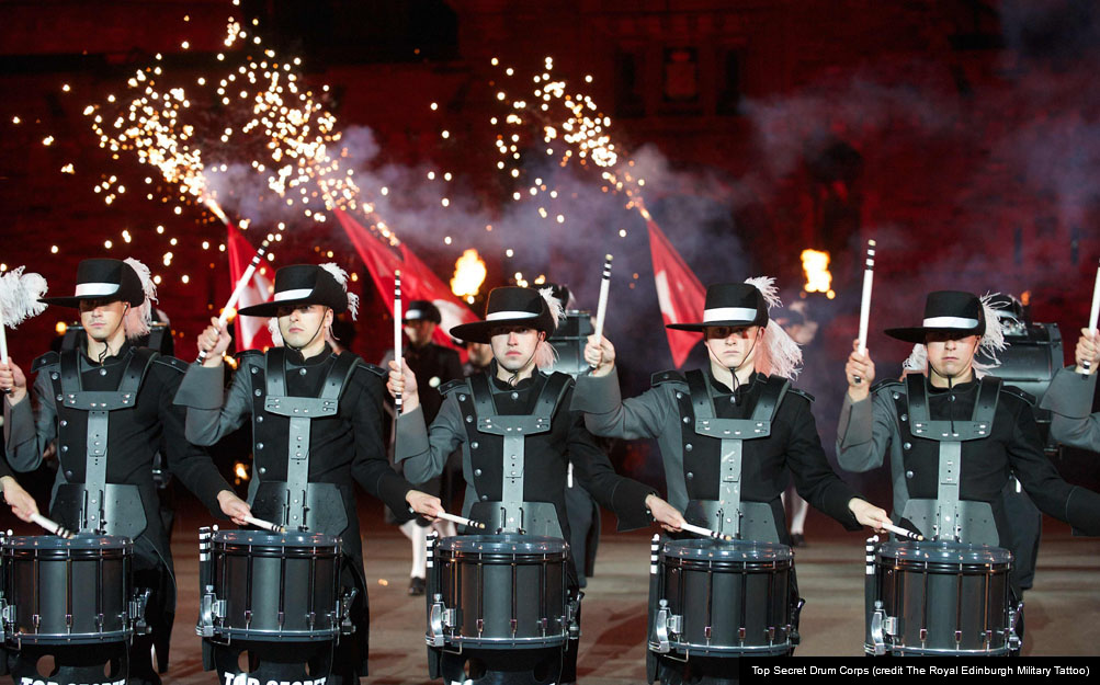 The royal edinburgh military tattoo edinburgh festival city for Royal edinburgh military tattoo