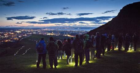 Nva speed of light arthurs seat listing