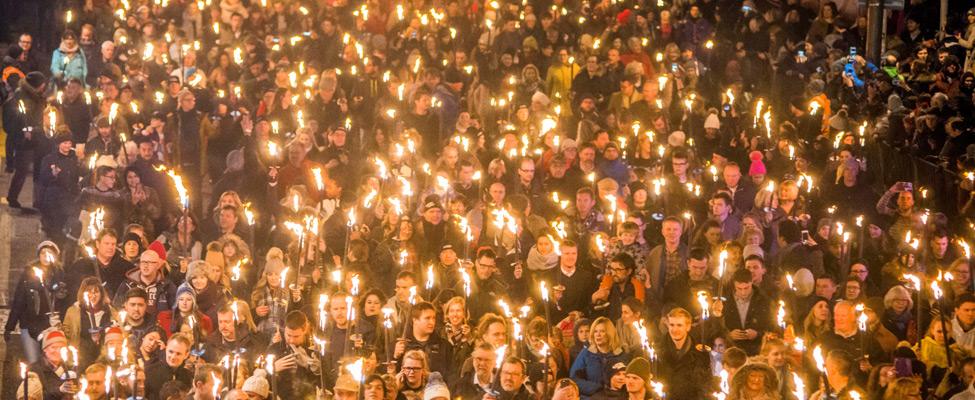 A Guide to Celebrating Hogmanay in Edinburgh Scotland