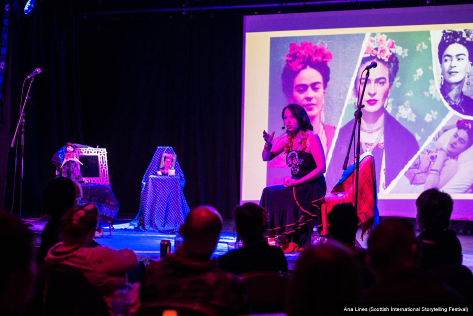 international storytelling festival 2020