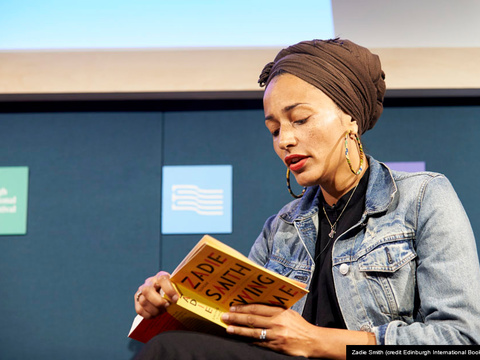 Zadie smith cap gallery thumbnail