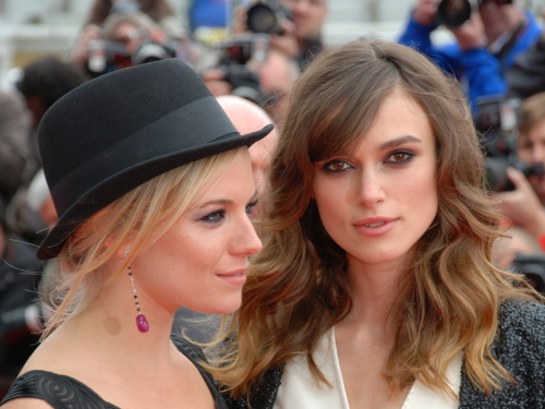 Film festival  sienna miller and keira knightley %c2%a9 steve cook original festival listing