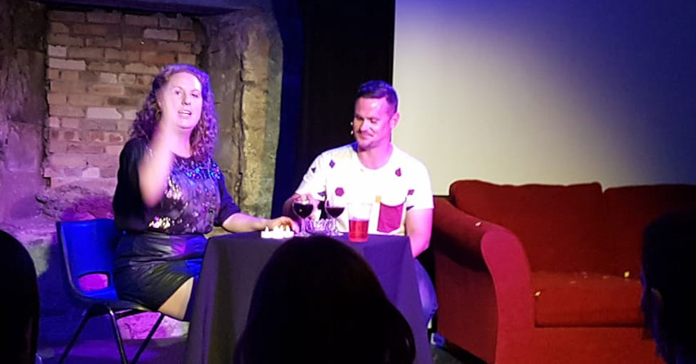 Onstage Dating Edinburgh Fringe