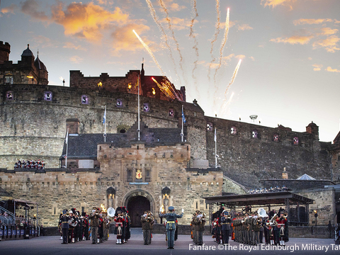 Fanfare %c2%a9the royal edinburgh military tattoo gallery thumbnail