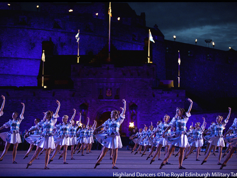Highland dancers %c2%a9the royal edinburgh military tattoo gallery thumbnail