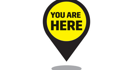 You are here image listing