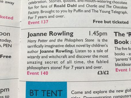 Jk at book festival listing